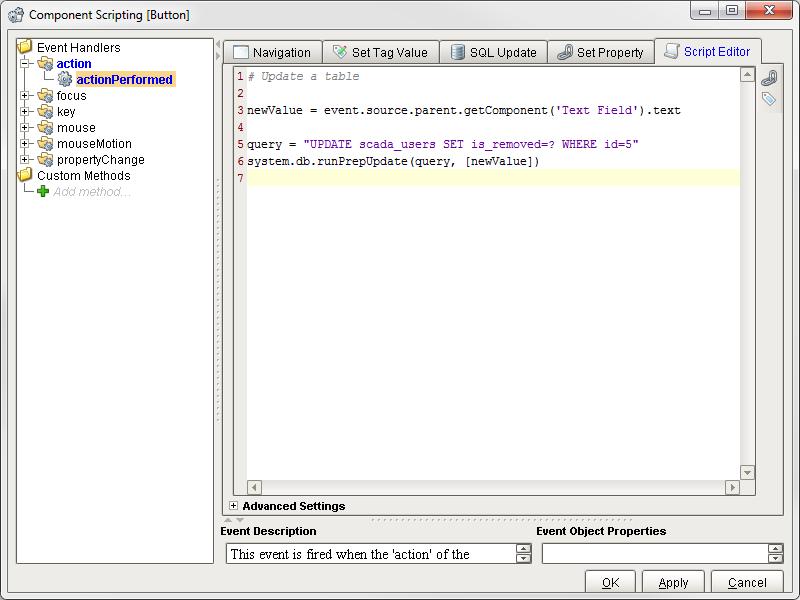 Scripting Vs  SQL Vs  Expressions - Ignition User Manual 7 9