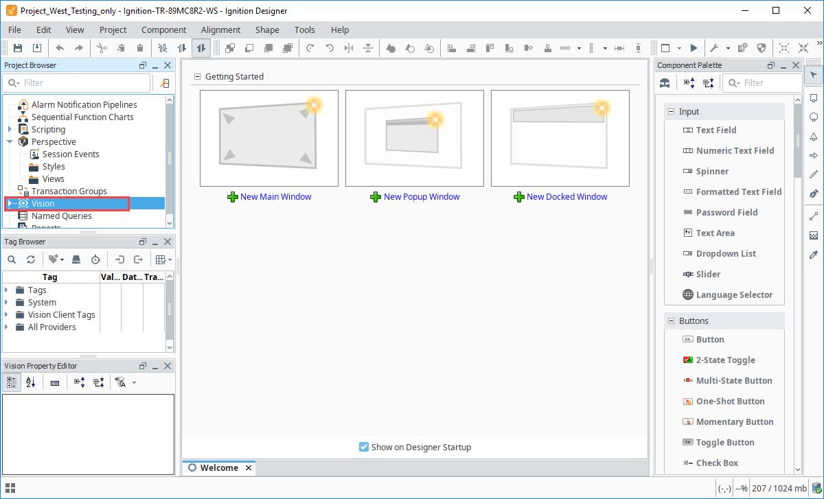 Designer - Ignition User Manual 8 0 - Ignition Documentation