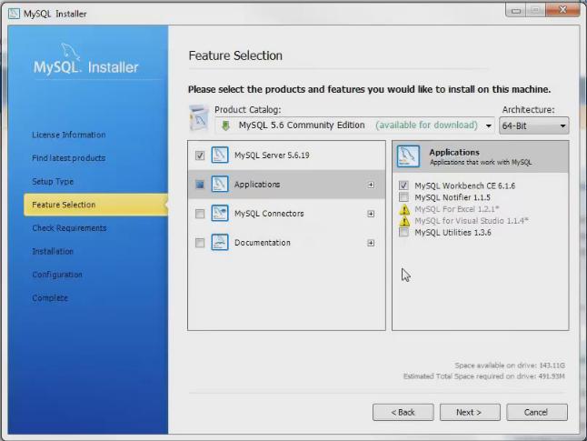 Installing MySQL - Ignition User Manual 7 9 - Ignition